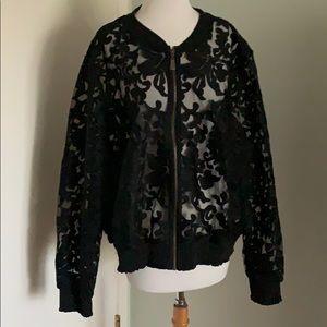 Beautiful lace jacket